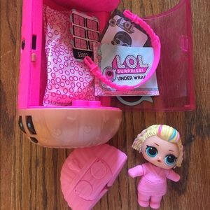 Other - LOL UnderWraps doll